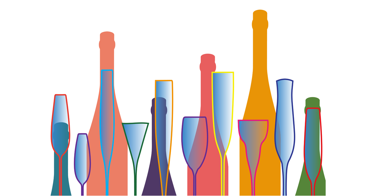 oblike-kozarcev-za-penine-in-vino