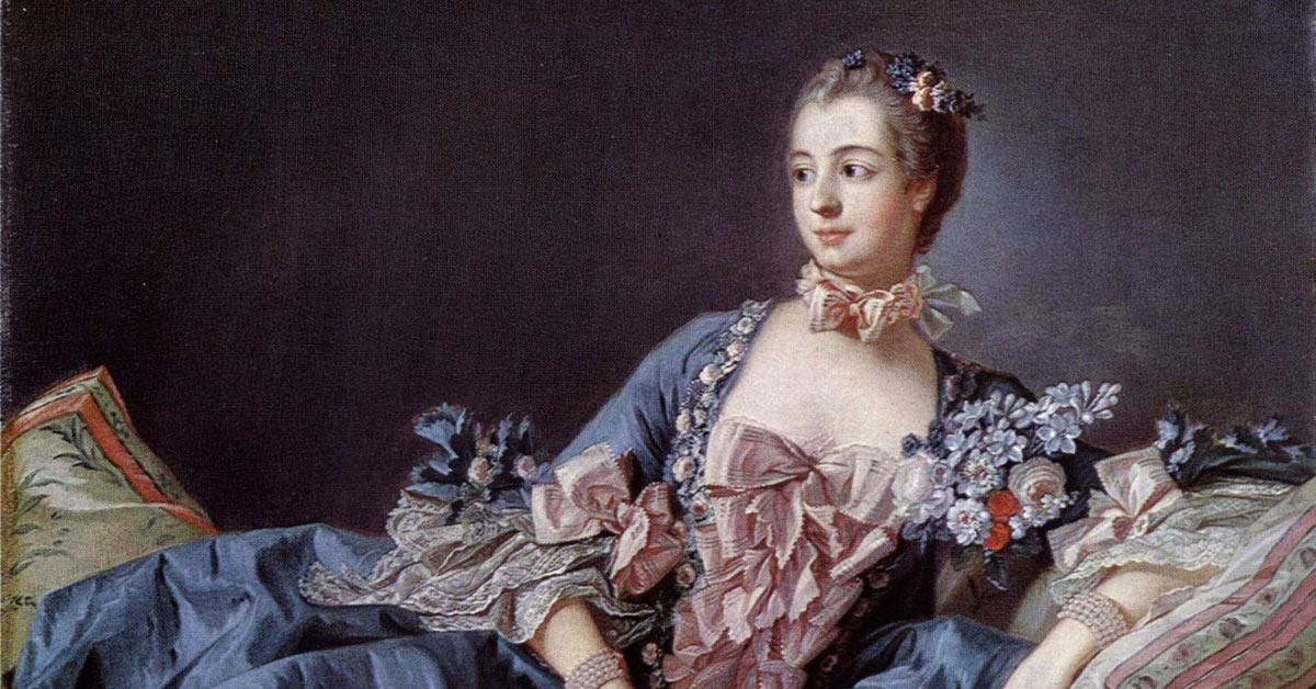 Jeanne Antoinette Poisson, Marquise de Pompadour