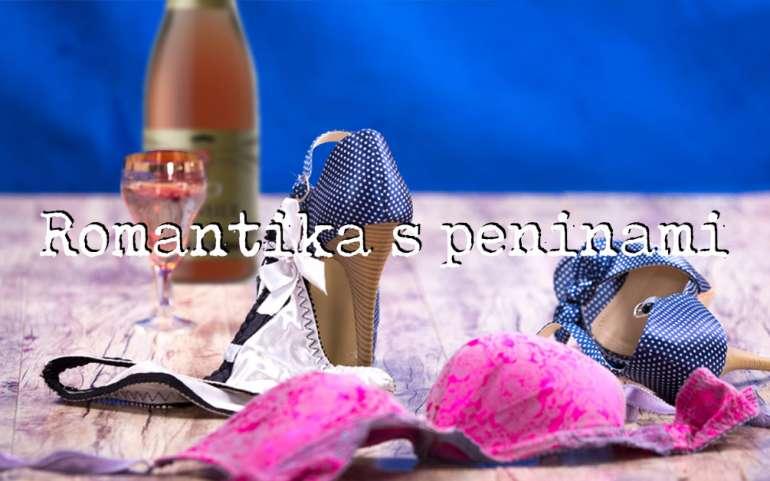 4 ideje za romantiko s peninami Frangež