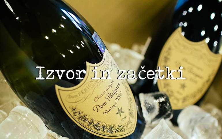 Izvor in začetki »kraljevskega vina«